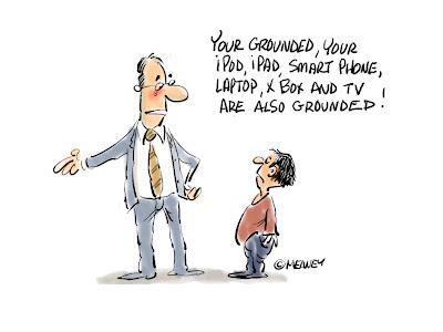 Cruel and Unusual Punishment Cartoon