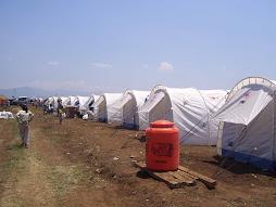 Operasi Tanggap Darurat Posko PB PMI Jawa Barat