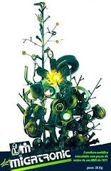 Arranjo Floral - Aço 70x125 cm 62 Kg