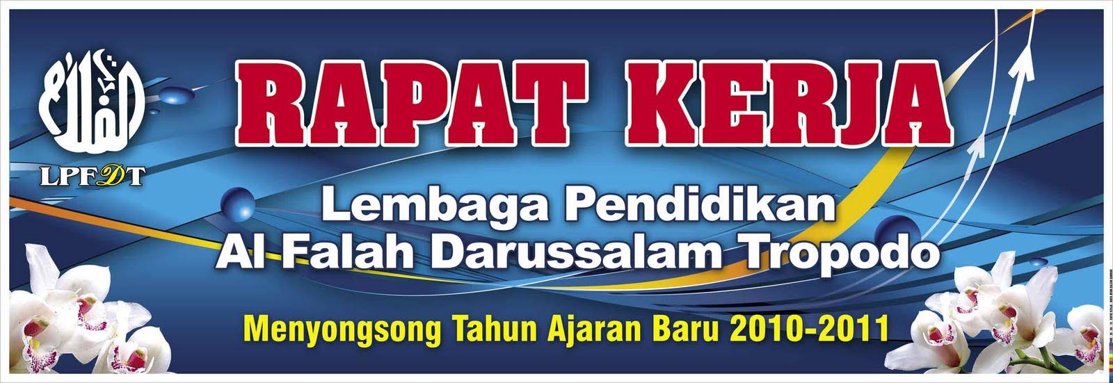 ... Project Produksi Digital Printing Berupa Spanduk Vinil Download