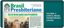 Acompanhe o Jornal Brasil Presbiteriano