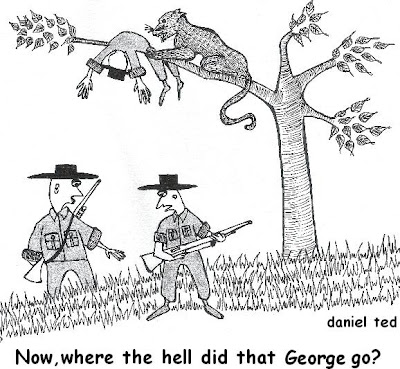 hunting cartoon,hunting comic,hunt cartoon,hunt comic
