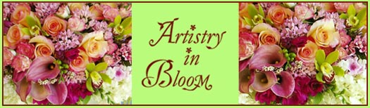 Artistry in Bloom's Blog