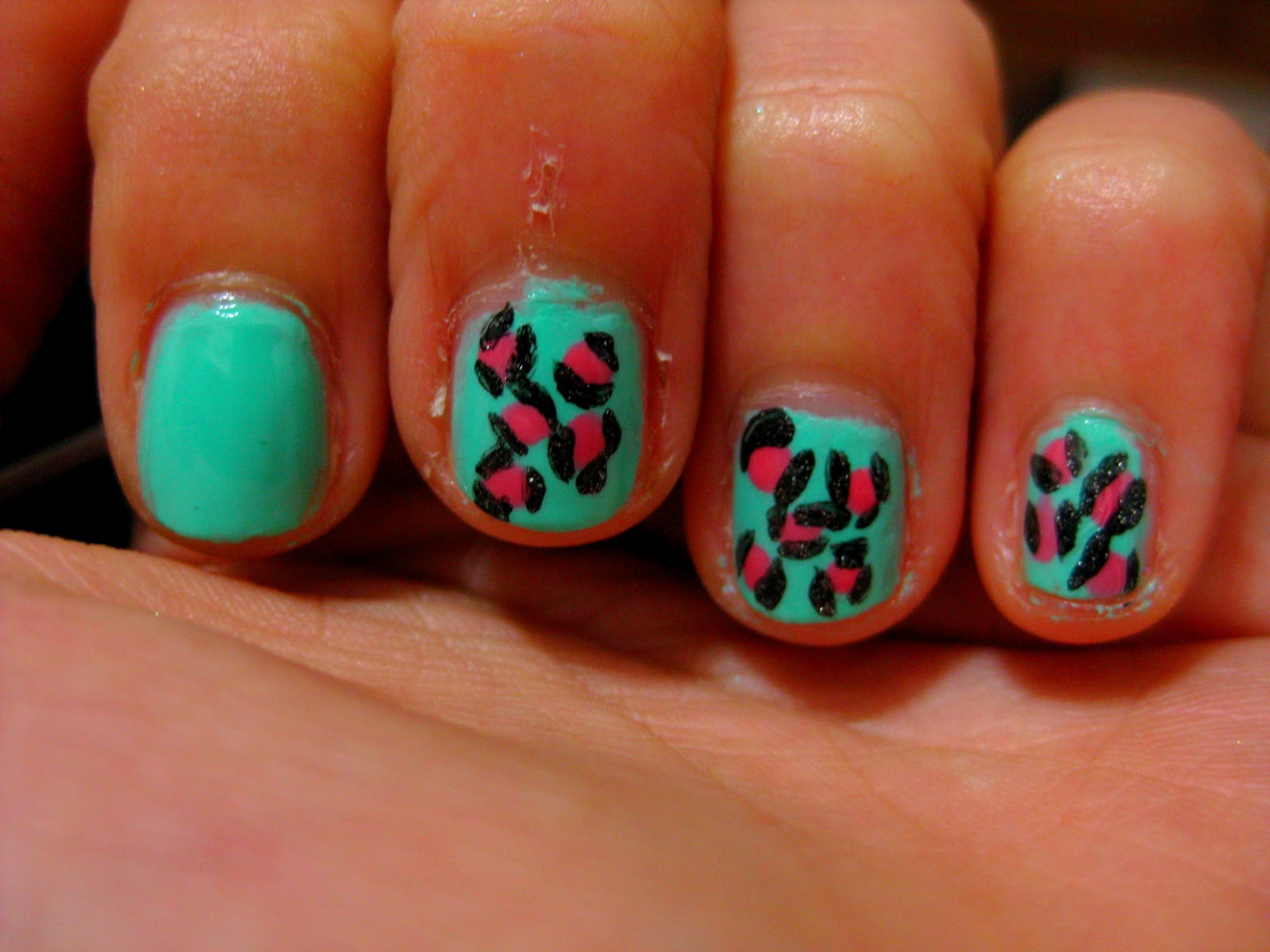 The Breathtaking Easy leopard print nail design Digital Photography