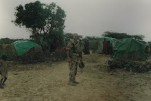 Dave in Somalia