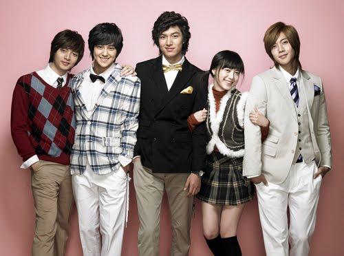 Boys Before Flowwers Korea