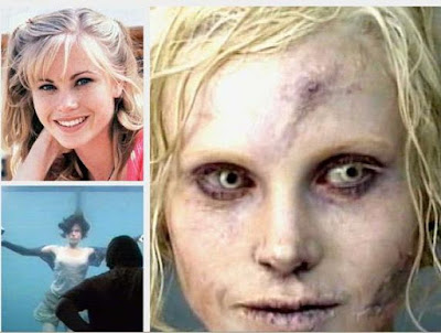 horror movies make up images