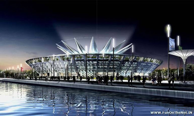 olympic stadium beijing pictures