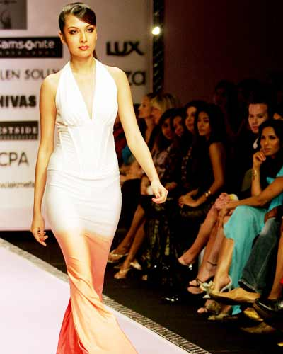 lakme india fashion week 2011