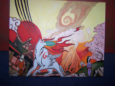 #6 Okami Wallpaper