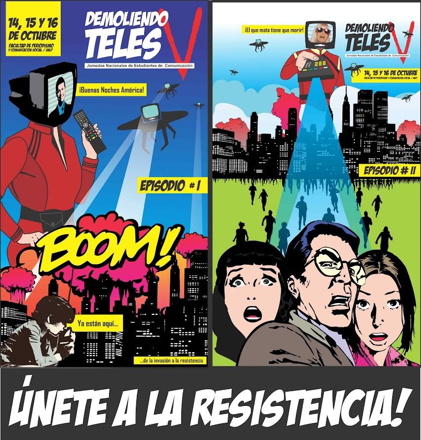 .: Demoliendo Teles V :.
