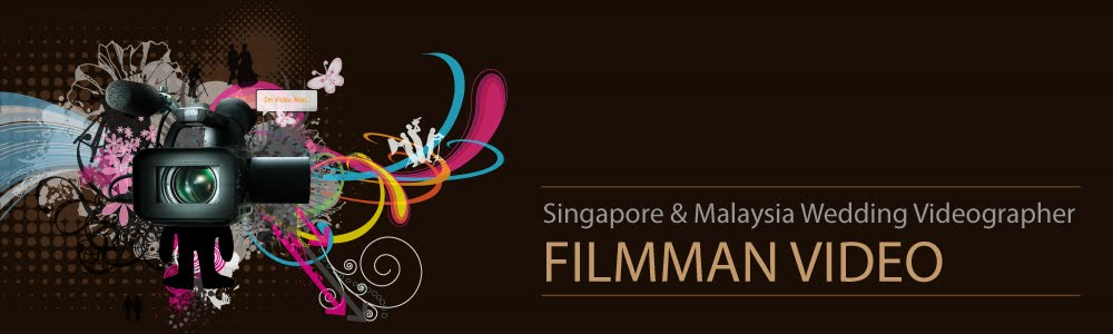 The Best,Famous,Actual day Wedding Videographer,Cinematography in Singapore,cinematography