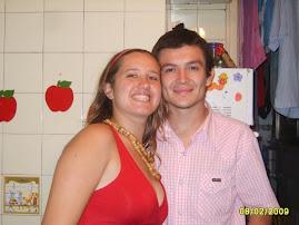 Mi love y yo!