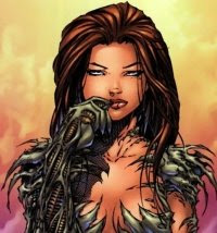 Witchblade Comic Book