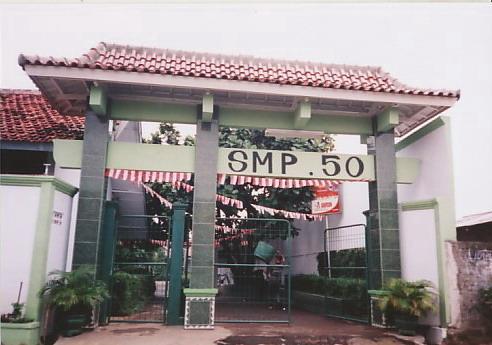 SMP Negeri 50 Jakarta