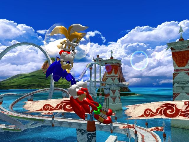 Sonic Heroes, présentation Team+Sonic+3+%2528Fly%2529