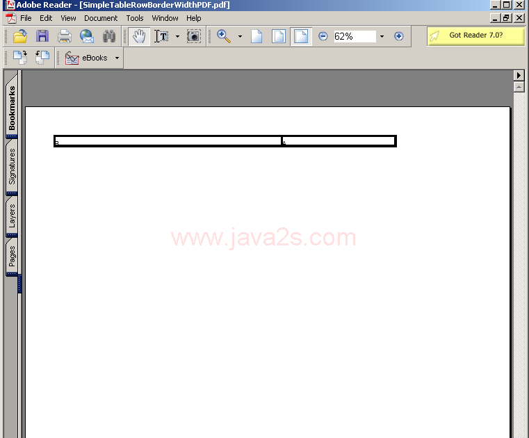 Digital world sp10 p1 roman wendy what is a row for Html table border width