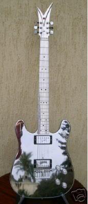The Unique Guitar Blog Veleno Guitars