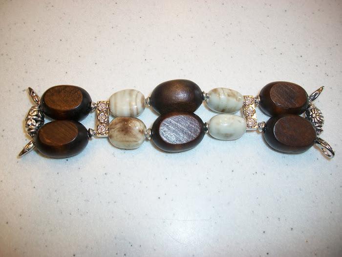 Brown/silver (W54)