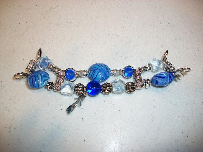 blue/silver (W61)