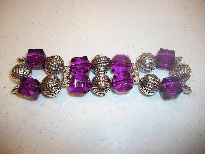 Purple/Silver (W71)