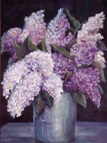 Lilacs (Prints Avaialble) unframed