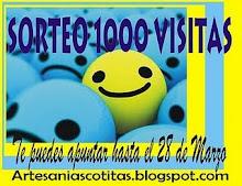sorteo 1000 visitas