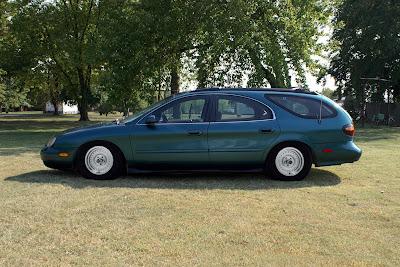 1996 ford taurus lx wagon