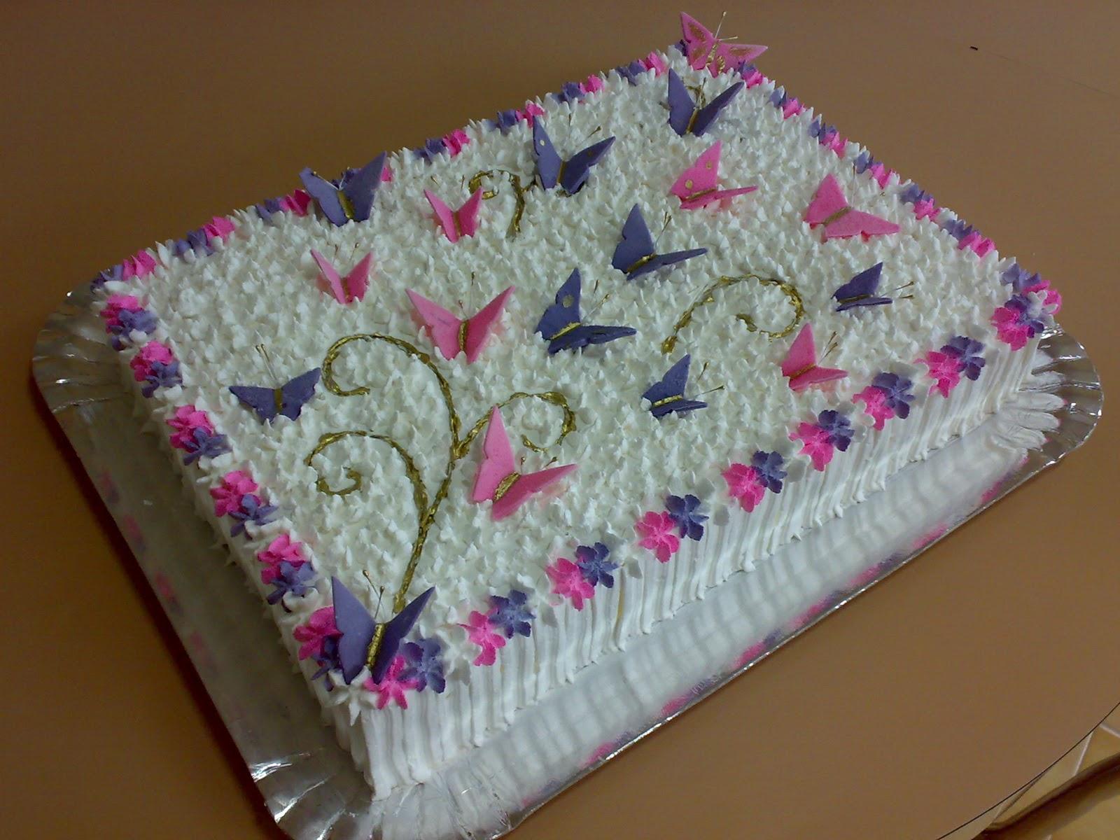 Tiago cake design bolo borboletas em pasta americana bolo borboletas em pasta americana altavistaventures Image collections