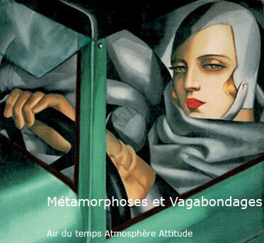Mtamorphoses et Vagabondages