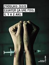 slogan contre la drogue