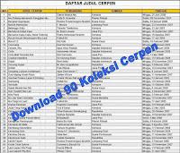 Download 75 Koleksi Kumpulan Cerpen Lupuzz Tarakan