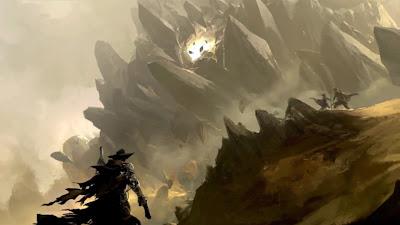 Guild Wars 2: GW2: Ружьё, топор и карточные фокусы