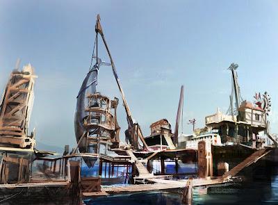 Archeage: AA: Что нам стоит флот построить