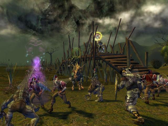 Guild Wars: GW: Хорошо забытое старое