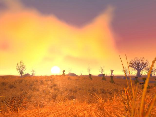 World of Warcraft: Тормозные Колонки: Стежки-Дорожки