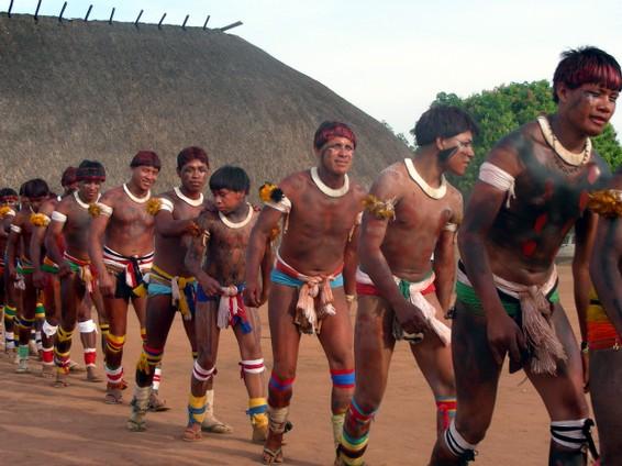 Mario Fernandes Transfermarkt ~ Organizaç u00e3o do Espaço Brasileiro Povos Indígenas no Brasil