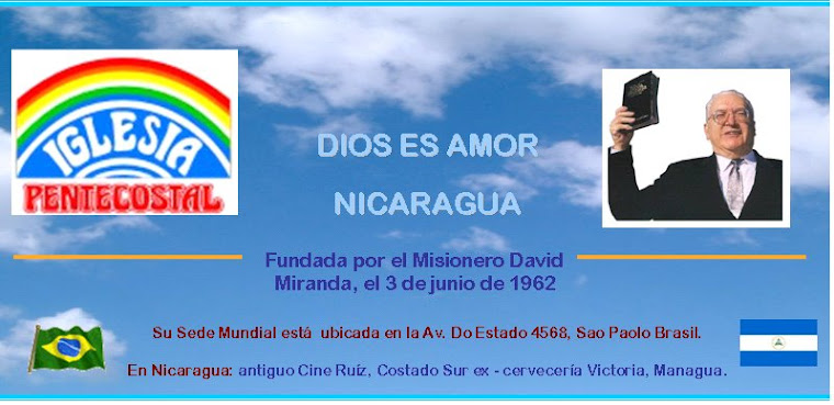 Iglesia Pentecostal Dios es Amor de Nicaragua