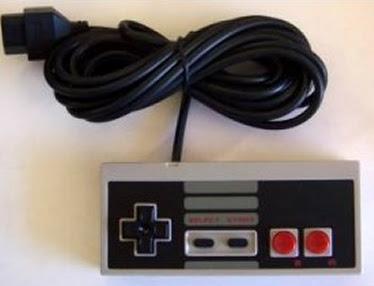 Classic NES controller