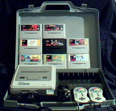Nintendo SNES PAL