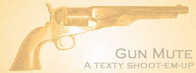 Gun Mute Shmup