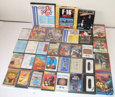 boxed cpc 464 games
