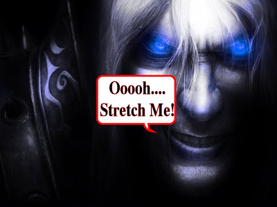 Arthas The games are competition for porn. Fans jerk off to porn and are done, ...