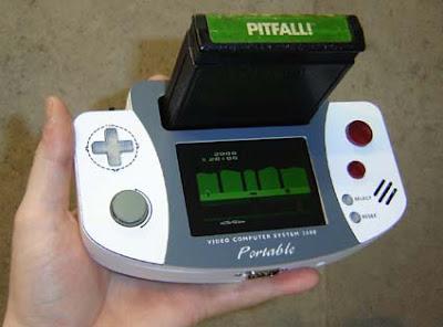 Atari Case Mod