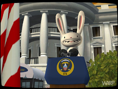 Sam &amp; Max Abe Lincoln