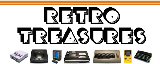 Retro Treasures