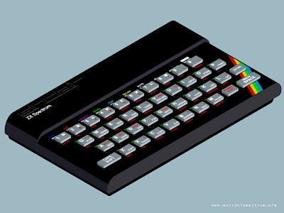 ZX Spectrum Desktop Wallpapers
