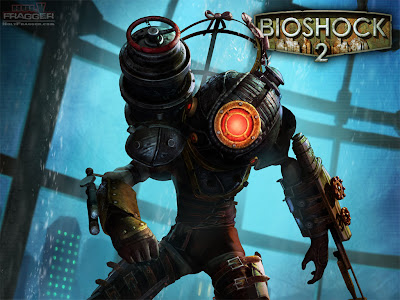 Bioshock 2 wallpaper<br />