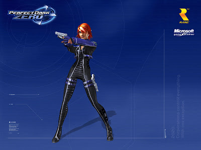 Perfect Dark Zero wallpaper