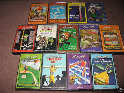 Amsoft CPC games